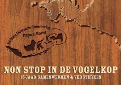 Boekje 'Non-stop in de Vogelkop'