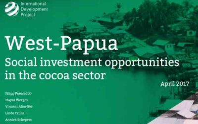 Rapport SEFA – Investeren in cacao