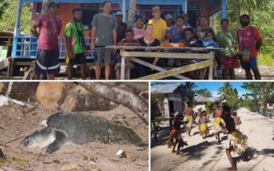 Verslag waterproject Yenbekaki