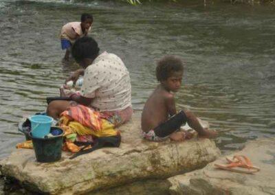 West-Papoea: worsteling met natuur, economie en gezondheid