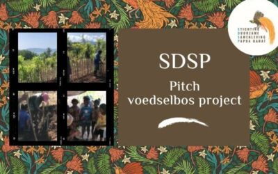 Pitch voedselbosproject