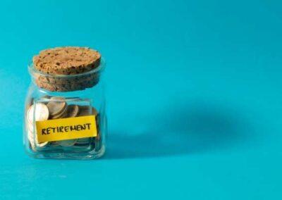 Niet betaalde pensioenen