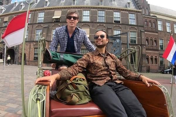 SDSP - Becak Belanda