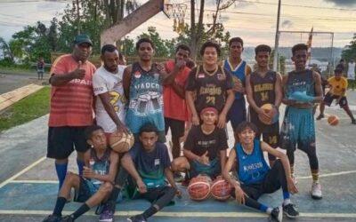 Sportproject Santo Agustinus Manokwari
