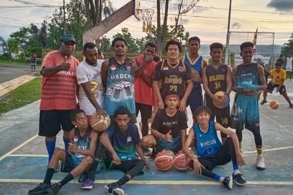 SDSP - Sportproject Santo Agustinus Manokwari